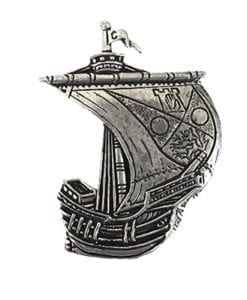 Cavan Irish Ship Pin