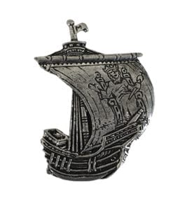 Meath Irish Ship Pin