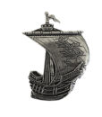 Waterford Irish Ship Pin